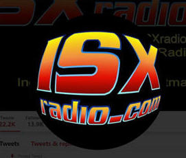 ISX Radio Small