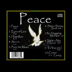 Peace CDart 250x250